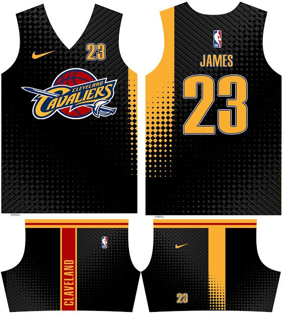 2020 Cleveland Cavaliers Abstract Series Full Sublimated Basketball Jersey In 2020 Jersey Design Basketball Jersey Basketball Uniforms Design