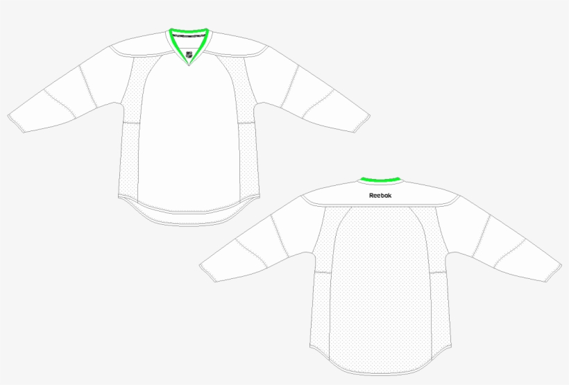 Blank Hockey Jersey Template Long Sleeve Motocross Jersey Design Template Transparent Png 1265x795 Free Download On Nicepng