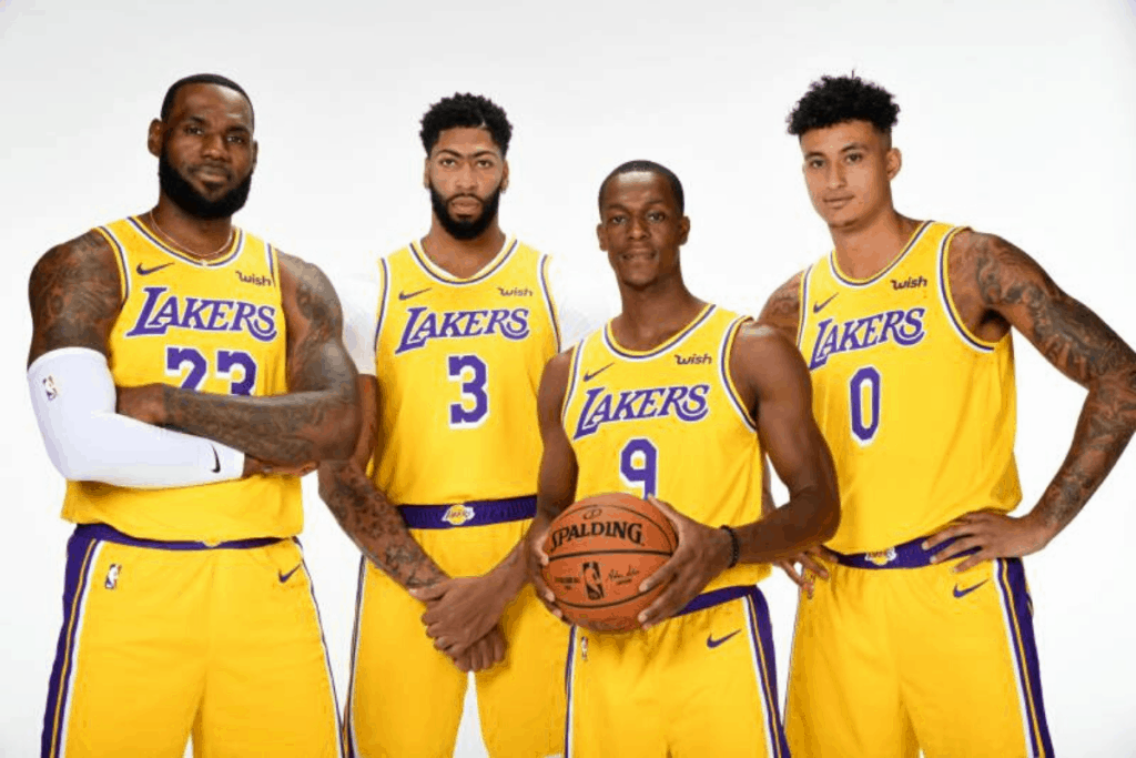 Los Angeles Lakers Jersey A Complete Guide Basketball Noise Find Your Frequency